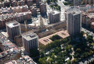 Complejo Administrativo 9 de Octubre Valencia